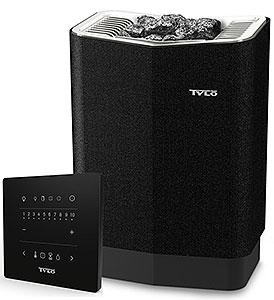 Электрокаменка TYLO Sense Combi + Пульт Pure